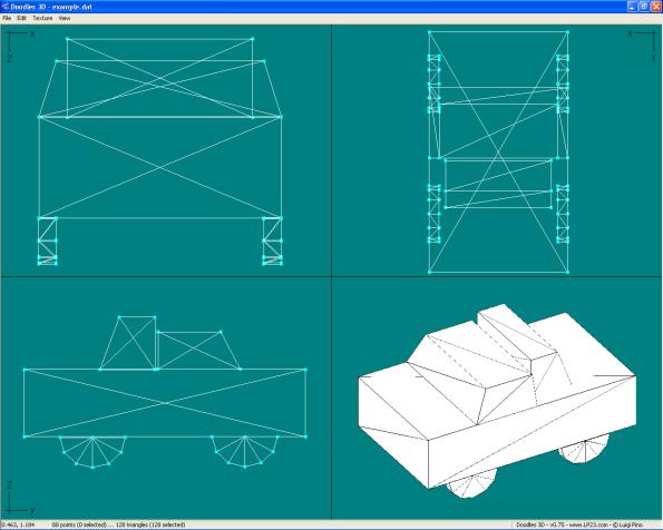 Doodles 3D screenshot